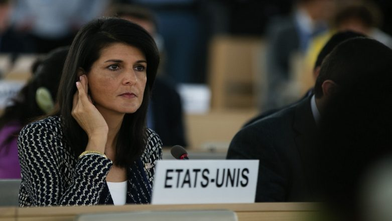 United States Withdraws From 'Biased' and 'Cesspool' UN Human Rights Body