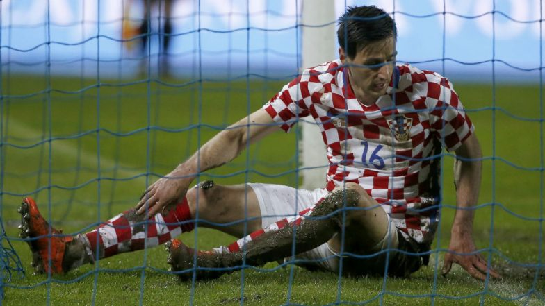 Croatia's Nikola Kalinic Sent Home From FIFA World Cup 2018 After He Refused to Come On as a Substitute