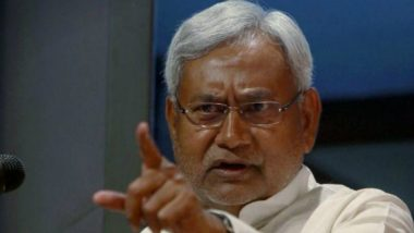 Nitish Kumar Wants BJP to Act Against Sadhvi Pragya Thakur's Pro-Godse Remark, Says 'It Shouldn't be Tolerated'