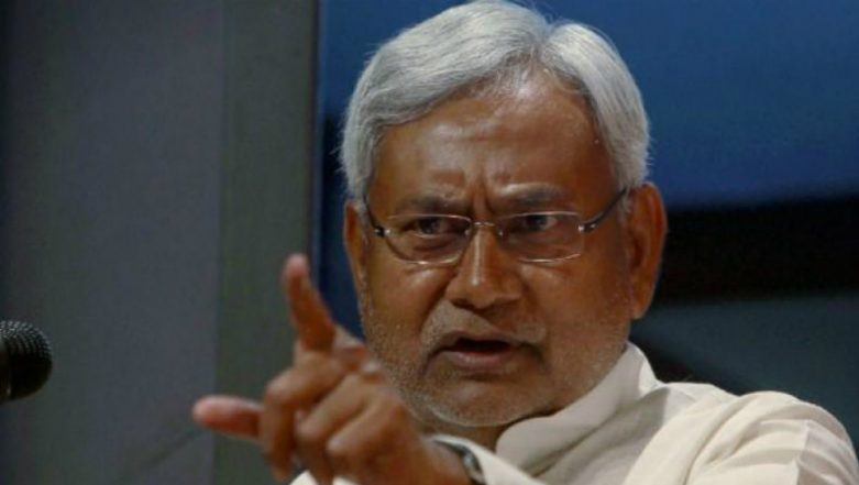 Encephalitis Outbreak in Bihar: Nitish Kumar Loses Cool at Reporters as Death Toll Continues to Raise