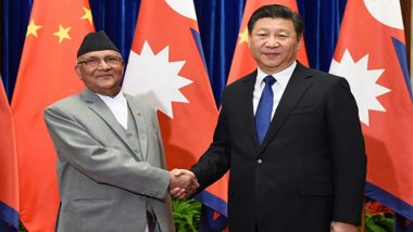 Oli's Visit to China to Regain Momentum in Nepal-China Ties, Balance India's Influence