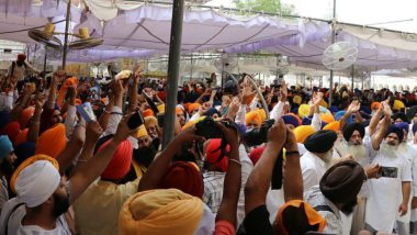 Operation Blue Star Anniversary: Radical Sikh Elements Clash With SGPC Personnel in Golden Temple Complex
