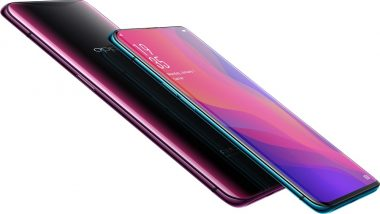 Oppo Find X Unveiled in Paris; Specifications, Features, Prices & More