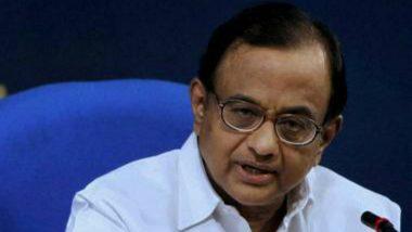 CBI Questions Former Finance Minister P Chidambaram in INX Media Case