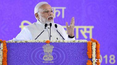 PM Modi in Madhya Pradesh Today, to Unveil Several Development Projects