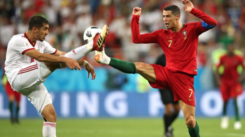 Portugal vs Iran Match Result and Highlights: Portugal Enter Pre-Quarters of 2018 FIFA World Cup Despite Being Held by Iran