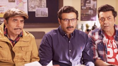 Yamla Pagla Deewana Phir Se Box Office Collection Day 1: Bobby Deol, Sunny and Dharmendra Starrer Mints Rs 4.25 Crore