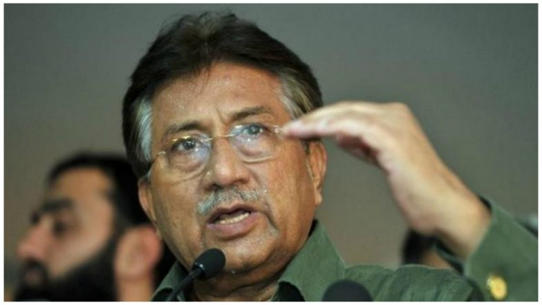 Pervez Musharraf Admits Pakistan Intel Used JeM to Carry Out Attacks in India During His Tenure