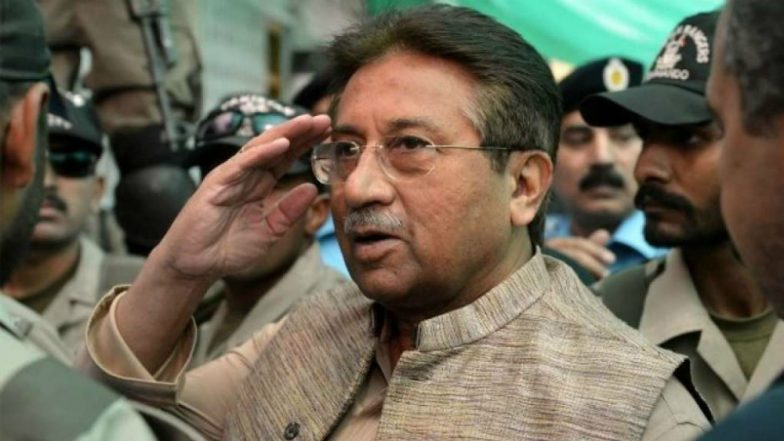Pervez Musharraf 's National Identity Card, Passport Suspended