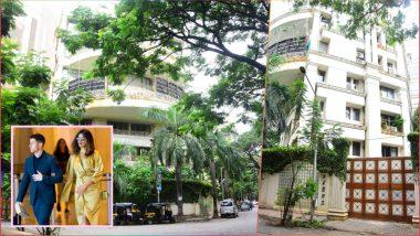 Priyanka Chopra's Residence 'Karmyog' Building in Juhu Is Elegantly Gorgeous! Yes, Beau Nick Jonas Accompanied the Actress Home