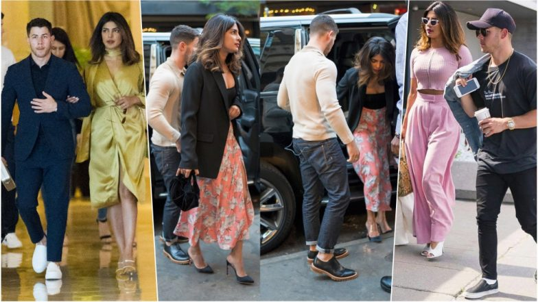 Priyanka Chopra and Nick Jonas Out on Date Again? Times When Rumoured Celebrity Couple Gave Us Major Style Goals (See Pictures)