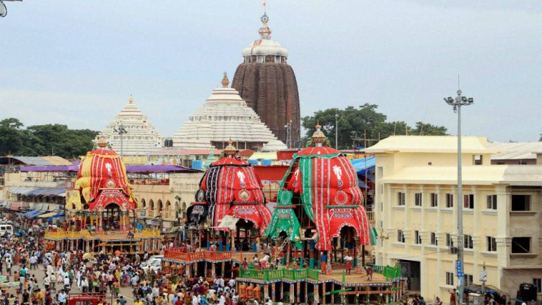 Odisha Sets Up Expert Panel for Puri Jagannath Temple Management Reforms