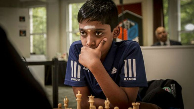 R Praggnanandhaa, 12, Becomes Second Youngest Chess Grandmaster; Viswanathan Anand Welcomes Him to the 'Club'