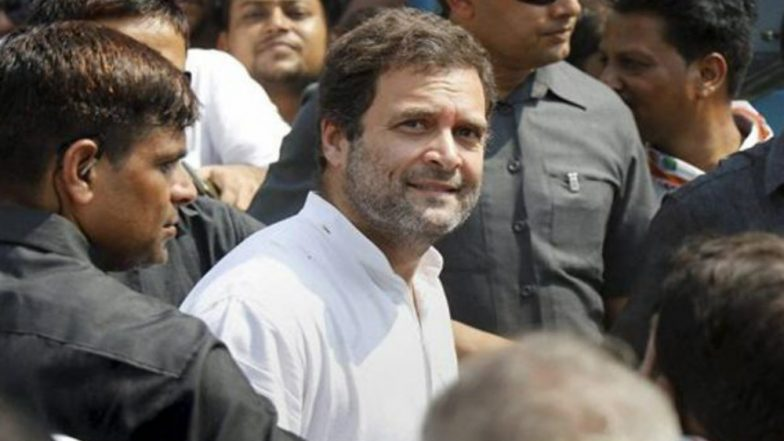 Rahul Gandhi Charged With Defamation For Accusing RSS Role in Mahatma Gandhi's Murder
