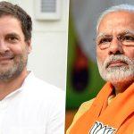 Happy Birthday, PM Narendra Modi: Rahul Gandhi Wishes Prime Minister on His 71st Birthday