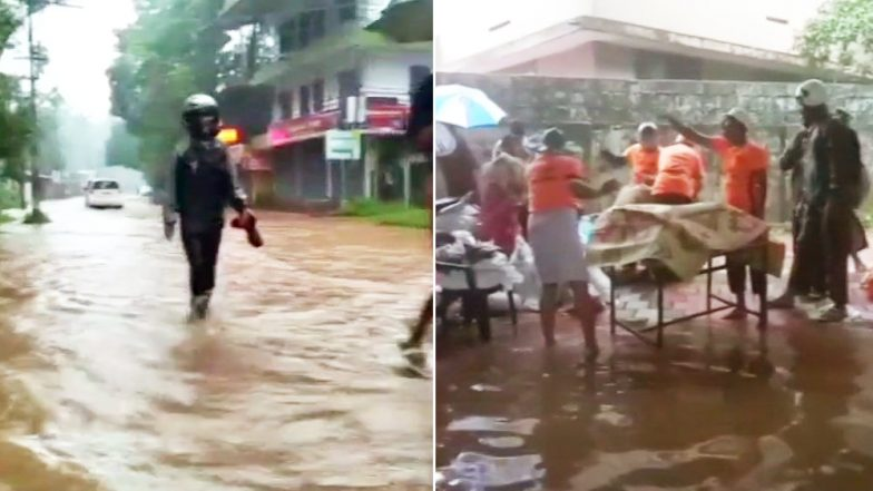 Kerala Rains: Heavy Showers Lash Kozhikode; One Dead, 10 go Missing