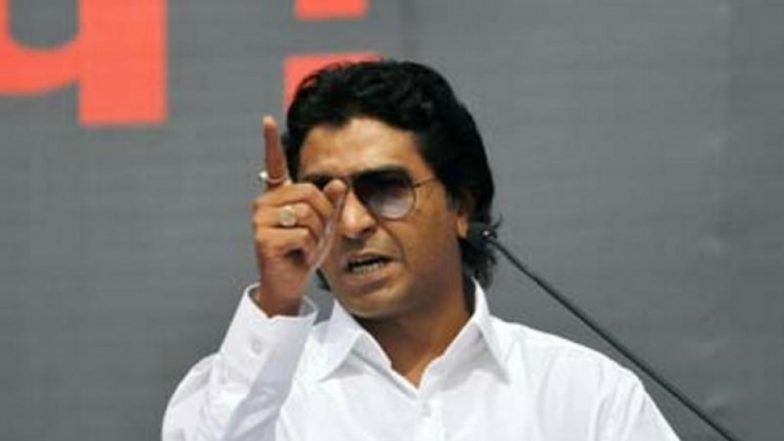 On 50th Birthday, Raj Thackeray Cuts EVM Cake, Mumbaikars Get 'Cheap' Petrol