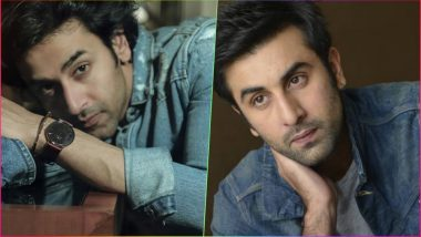 Ranbir Kapoor Has a New Lookalike and It's TV Actor Shashank Vyas, Feels Netizens After Seeing This Father's Day Photo!