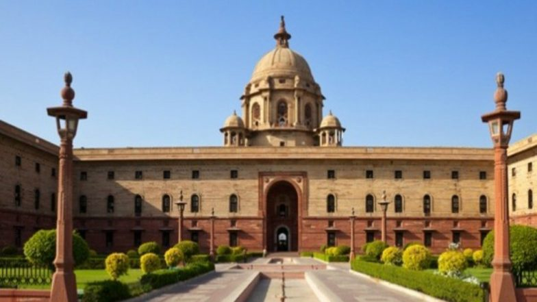 Body of Man Found in Rashtrapati Bhavan Servant Quarter