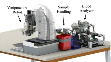 Blood Test Made Easy! Robotic Device Developed by Rutgers Will Now Be Used to Draw Blood