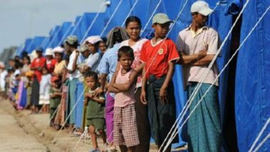 Rohingya Disappearing From Bangladesh's Refugee Camps over Repatriation Fears
