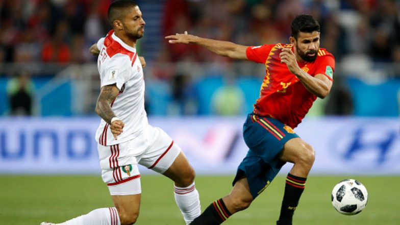 Spain vs Morocco Match Result and Highlights: Spain Stave Off Brave Morocco to Enter Next Stage of 2018 FIFA World Cup