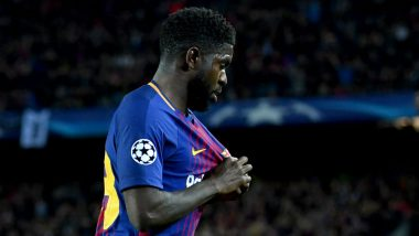 Barcelona Transfer News: Samuel Umtiti Agrees To Part Ways But Exit Remains Complicated