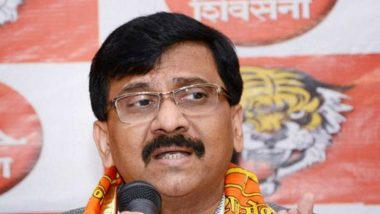 Maharashtra Assembly Election Results 2019: Shiv Sena Removes Sanjay Raut from List of Leaders Authorised to Speak to Media on Poll Result Day