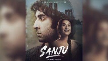 Sanju New Poster: Manisha Koirala As Nargis Will Take You Back to the Black and White Era