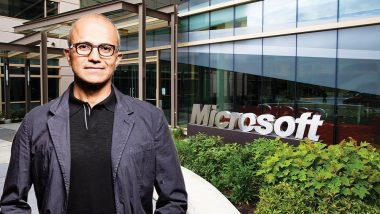 Microsoft CEO Satya Nadella Calls for Global Rules on Data Safety and Privacy To Make Sure That Tech Products and Services Are Safe To Use
