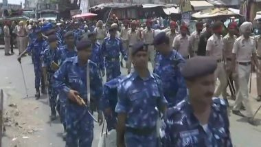 Security Tightened in Amritsar Ahead of 'Operation Blue Star' Anniversary
