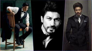 Shah Rukh Khan Ruling Bollywood for 26 Years & These 26 Pictures of King Khan in Black Will Make Your Ovaries Explode With His Charm!