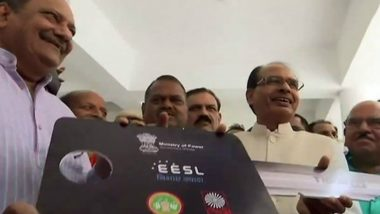 Madhya Pradesh CM Shivraj Singh Chouhan Launches E-car on World Environment Day