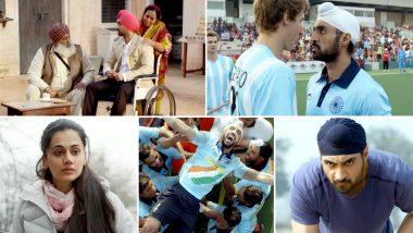 Soorma Anthem: Shankar Mahadevan Delivers a Rousing Tribute to Sandeep Singh's Spirit for Diljit Dosanjh-Taapsee Pannu's Hockey Film