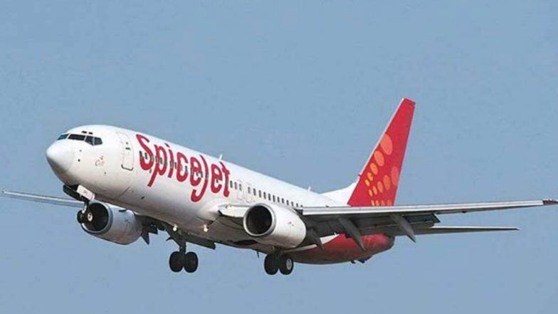 SpiceJet Becomes First Budget Airline to Offer In-flight Entertainment With SpicEngage Service