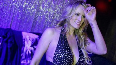 Porn Star Stormy Daniels Wins $450,000 Payout Over Strip-Club Arrest