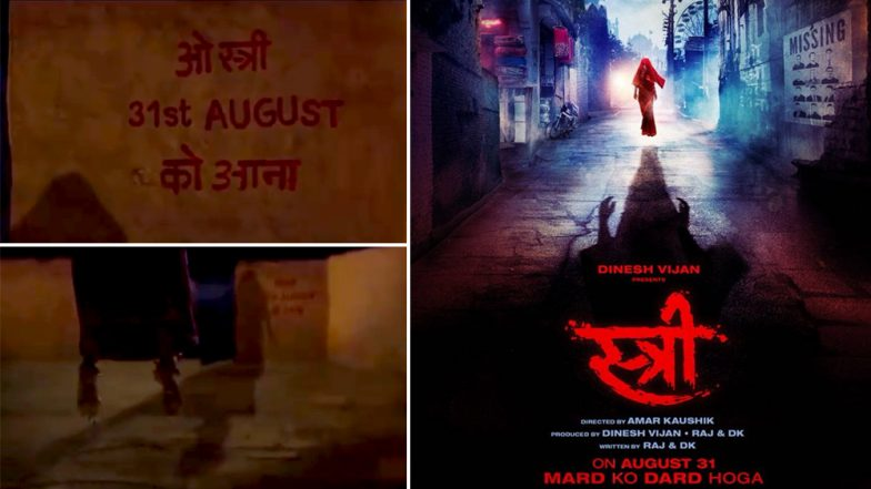Image result for latest images of shraddha kapoor new movie stree