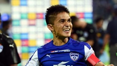 Sunil Chhetri Dubs Bengaluru FC's Maiden Indian Super League 2019 Title Win As 'Special'