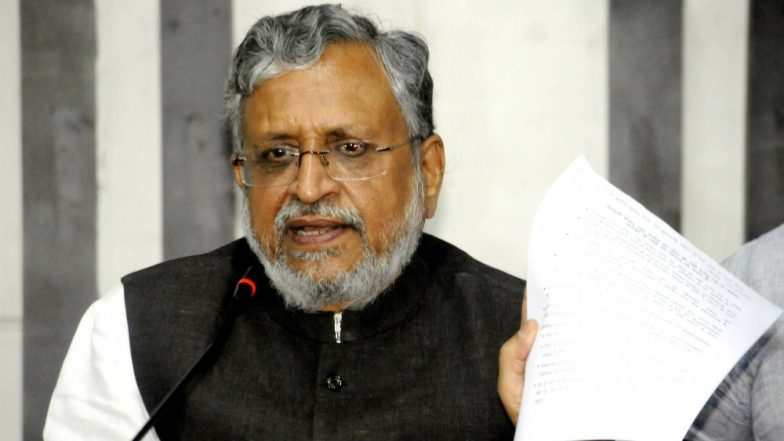 Prohibition Cannot Work Everywhere, Says Sushil Kumar Modi on Hooch Tragedy