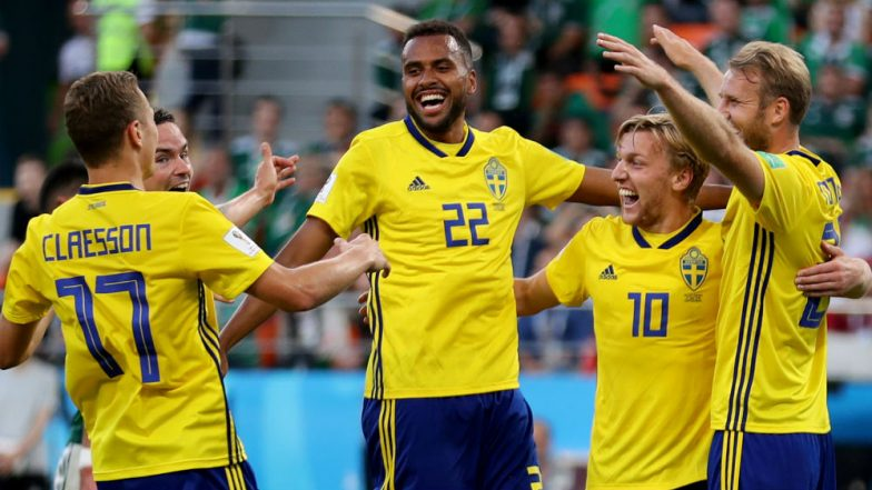 Mexico vs Sweden Match Result and Video Highlights: Sweden Beat Mexico to Top Group F at 2018 FIFA World Cup