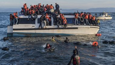 Migrant-Crossing Season is Upon Us: Boat With 180 On-board Sinks off Tunisia