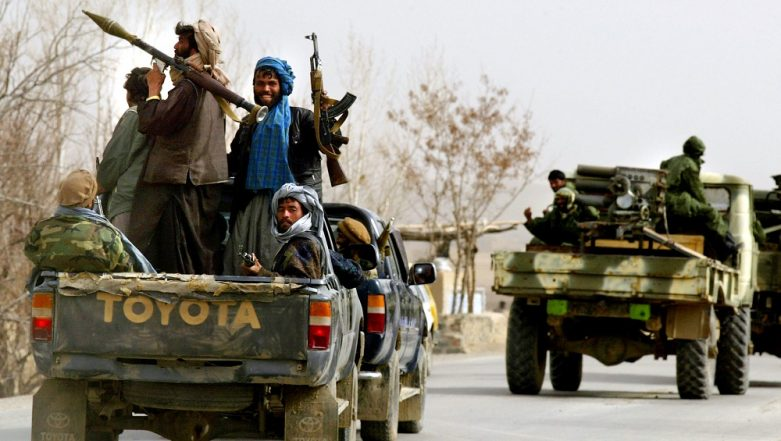 Afghanistan Peace Initiative: India to Send Ex-Diplomats in Russia For Talks That Include Taliban