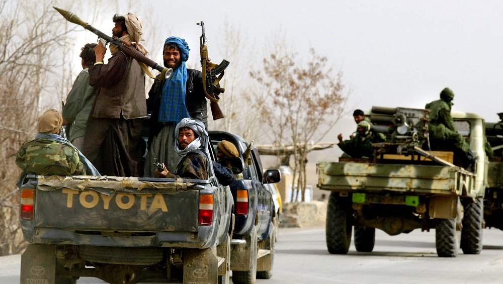 Taliban, Afghan president declare three-day Eid ceasefire from Sunday