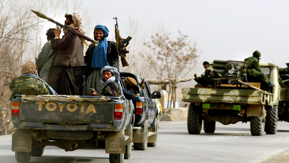 Taliban Should Accept US Proposal for Ceasefire: Afghan Government