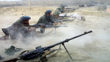 Taliban Offensive Cuts of Link Highway Between Kabul and Three Afghan Provinces