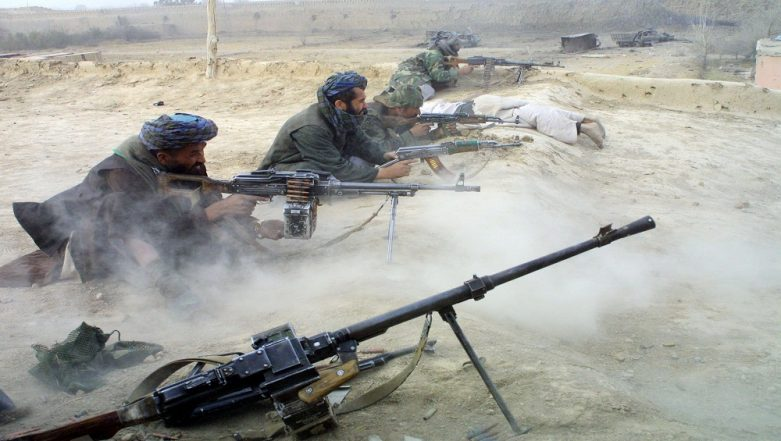 Taliban Launches Brutal Attack on Afghanistan Army in Shindad District