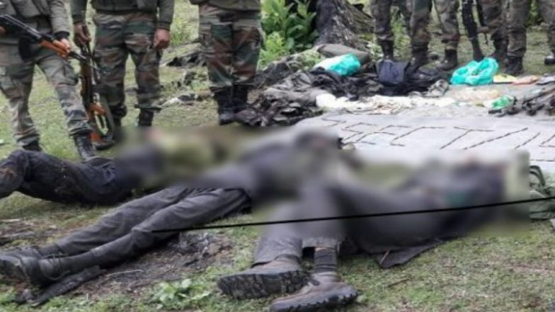 Army Foils Jammu and Kashmir Infiltration Bid, 5 Militants Killed