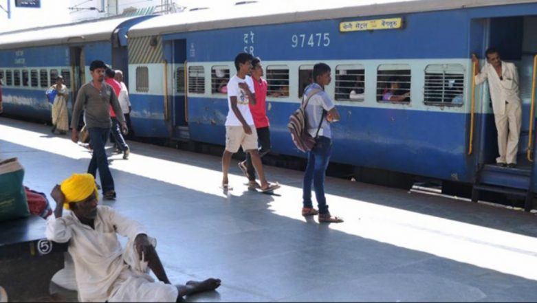 Give It Up: Indian Railways to Urge Passengers to Voluntarily Sacrifice Subsidy on Train Tickets
