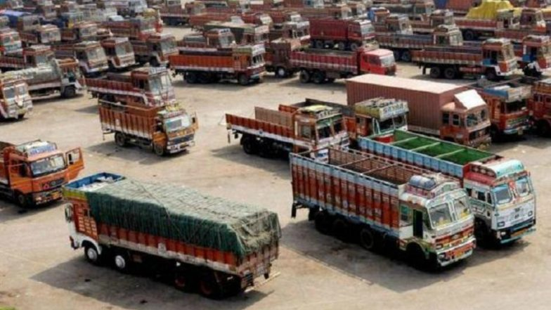 Transporters' strike causing huge losses