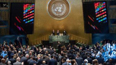 120 Countries at United Nations Condemn Israel over Gaza Killings